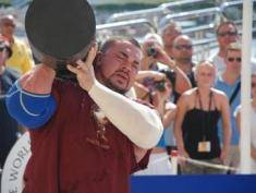 Polak na World's Strongest Man w Londynie