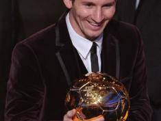 Hat-trick Messiego