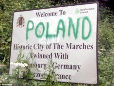 """Welcome to Poland"""