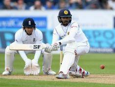 CHESTER-LE-STREET, ENGLAND - MAY 29: during day three of the 2nd Investec Test match between England and Sri Lanka at Emirates Durham ICG on May 29, 2016 in Chester-le-Street, United Kingdom.