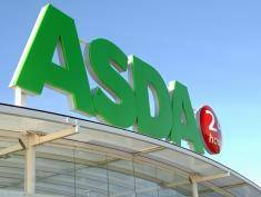 Halifax, UNITED KINGDOM:  An Asda supermarket store logo is pictured in Halifax, in West Yorkshire, in northern England, 23 January 2007. AFP PHOTO/Paul Barker  (Photo credit should read PAUL BARKER/AFP/Getty Images)