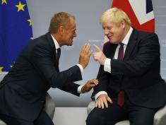 """Imagine there's no brexit… it's easy if you try"" - Donald Tusk marzy o odwołaniu Brexitu"