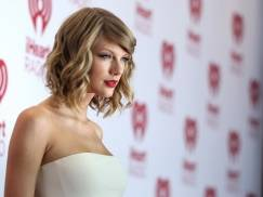 attends the 2014 iHeartRadio Music Festival at the MGM Grand Garden Arena on September 19, 2014 in Las Vegas, Nevada.