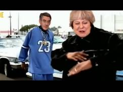HIT SIECI: Theresa May i Jacob Rees-Mogg rapują do piosenki Snoop Dogga! [wideo]