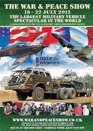 The War And Peace Show 2012