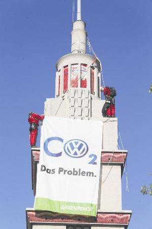 Ciągły problem z CO₂