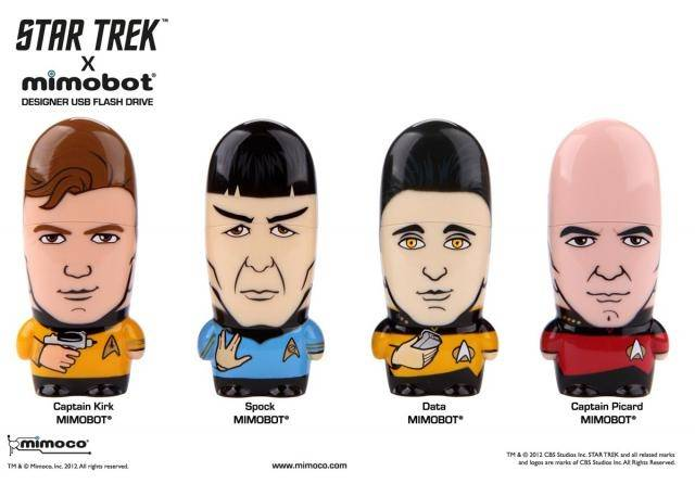 "USB ""Star Trek"""