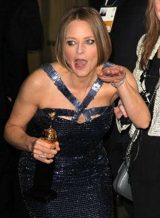 Coming-out Jodie Foster