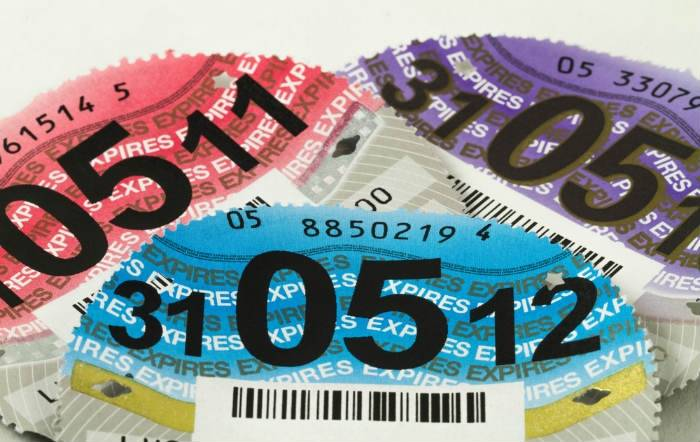 Zmiany w road tax w uk for Motor vehicle excise tax ma