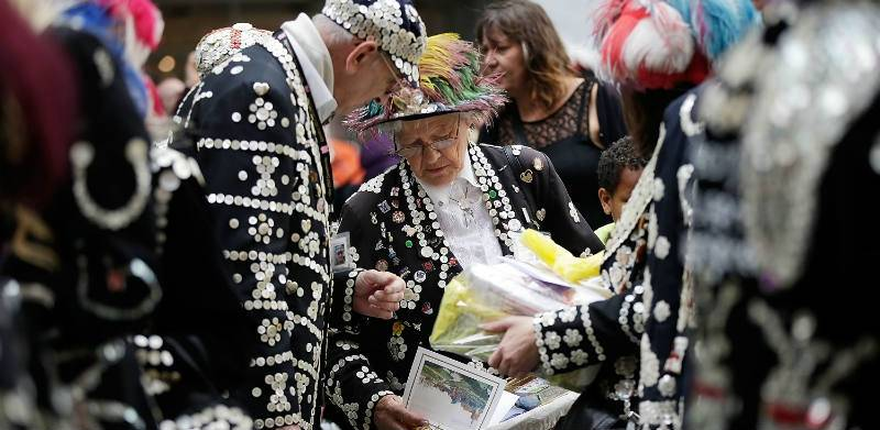 Nie przegap jutro Pearly Kings and Queens Harvest FestivaL