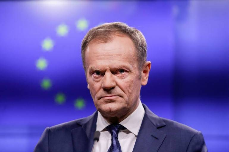 """The Guardian"": Donald Tusk ma w sobie coś z chuligana"