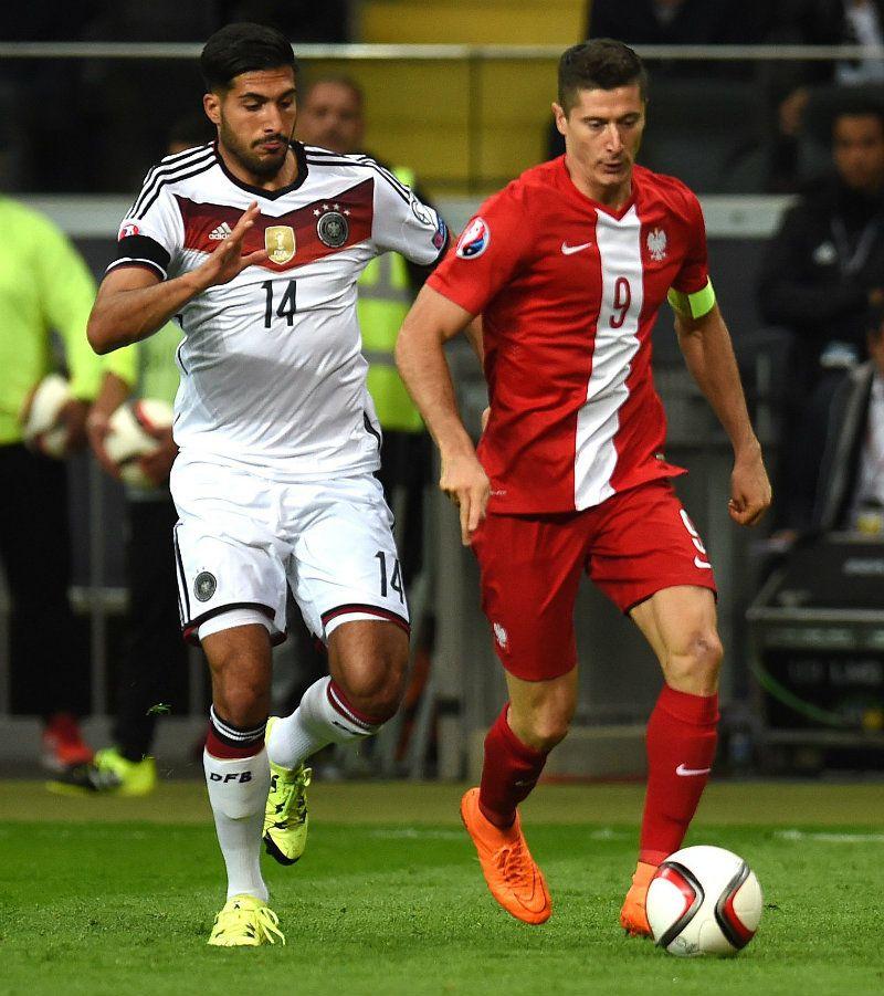mecz polska niemcy