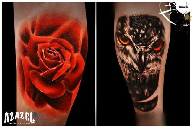 Myślisz O Tatuażu Polskie Studio W Edynburgu Ma Coś Dla Ciebie
